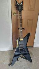 Dean Dime Shadow ML guitar with hard case