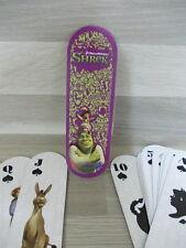 Oude boek speelkaarten met speciale vorm - DreamWorks Shrek - zonder  jokers !!