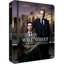 Blu Ray  WALL STREET (Blu Ray+Dvd+Digital Copy)  ......NUOVO