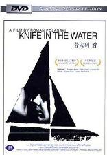 Knife in the Water / Noz W Wodzie (1962) Roman Polanski DVD *NEW