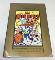 SEALED hardcover Marvel Masterworks GOLDEN AGE ALL WINNERS V.4