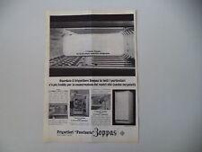 advertising Pubblicità 1965 FRIGORIFERO ZOPPAS FUORISERIE