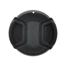 Lens Cap Side Pinch + Lens Cap Holder Nw Direct Microfiber Cleaning Cloth For Sigma 50mm f//1.4 DG HSM 77mm