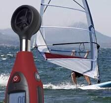 KALEAS MD12 Digital Anemometer Windmesser Windmessgerät  Windgeschwindigkeit