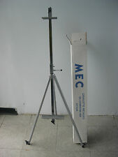 Quality Plein Air Folding Metal Easel, with adjustable pole --Made in Italy