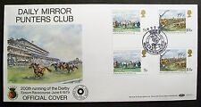 Cover GB Daily Mirror Punters Club 200th RUNNING OF THE DERBY 6/06/79 Epsom SHS