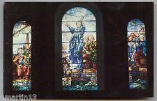 Massachusetts, Plymouth - Unitarian Pilgram Church Stained Glass