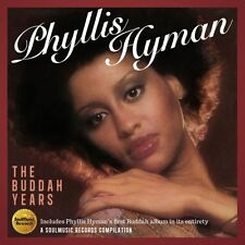 Phyllis Hyman -  Buddah Years   New cd Release