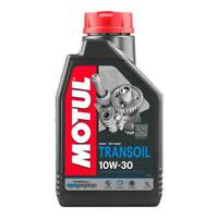 Motul Transoil 10W-30 Gearbox Oil Wet Clutch Transmission Fluid - 1 Litre