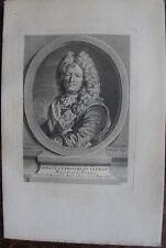 SEBASTIEN LE PRESTRE DE VAUBAN MARECHAL DE FANCE (1633-1707) INGENIEUR ARCHITECT