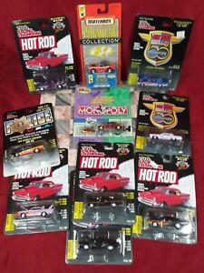 Vintage 90's Racing Champions 1:64 Scale Diecast Muscle Mopar Car Lot