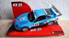 SCX   Ferrari 550 Maranello  #72   Art.  62980