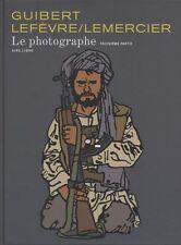 LE PHOTOGRAPHE ** TROISIEME PARTIE DOS ROND AVEC DVD **  NEUF GUIBERT/LEFEVRE