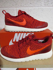 nike womens rosherun flyknit running trainers 704927 601 sneakers shoes