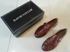 David Taylor Shoes Sergio Loafers Size 10D