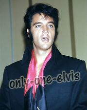 ELVIS PRESLEY 1969 Press Conference August 1, 1969 Las Vegas 8x10 Photo Premiere