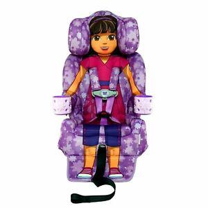 KidsEmbrace Combination Booster Car Seat, Nickelodeon Dora the Explorer