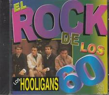 El Rock de los 60s Los Hooligans CD New Nuevo Sealed
