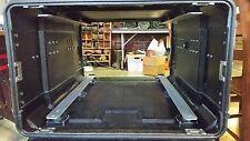 ECS 8000 Legacy 6U 19x24 Slide Out Shock Mount Prepper Bug Out Gear Case Lid Bag