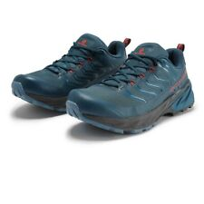 Scarpa Mens Rush Trail Running Shoes Trainers Sneakers - Blue Sports Breathable