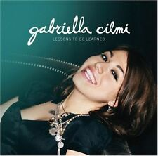 Lessons to Be Learned Gabriella Cilmi CD