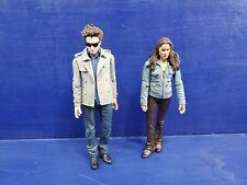 "Neca Twilight 7"" EDWARD & BELLA Action Figure 2 pack - 2009"