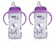 LSU Louisiana State University Tigers Spill-Proof Sippy Cups w// Nipple 2 PACK