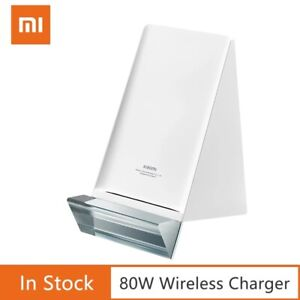 Xiaomi 80W MAX Wireless Charger Stand For Xiaomi MI11Pro/MI11 Ultra 120W charger