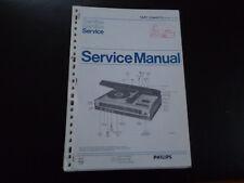 Original Service Manual Philips 22AH970