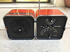 Radio Brionvega ts502 FUNZIONANTE Marco Zanuso Richard Sepper cubo anni 60