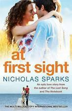 At First Sight by Nicholas Sparks (Paperback, 2008)