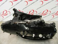 YAMAHA TMAX XP500 1LD1 2011 COMPLETE FINAL DRIVE TRANSFER CASE & SWINGARM BK399