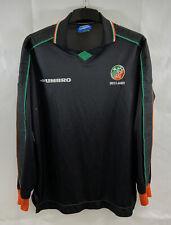 Ireland Player Issue L/S Away Football Shirt 1998/99 Adults XL Umbro B78