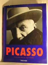 Picasso: v. 1 (Jumbo), Walther, Ingo F, Warncke, C P, Excellent Book