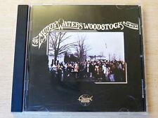Muddy Waters/Woodstock Album/1995 CD Album