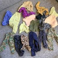 "Random 20 Clothes Pant 1/6 12"" WWII Clothing for GI Joe BBI Dragon DID BBI 21st"