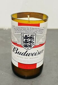 Budweiser Soy Wax Candle -like One Million- 284g 10x5.5 Cm