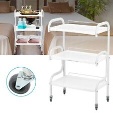 Salon Spa Styling Station Trolley Equipment Rolling Storage Tray Cart Kit Ml