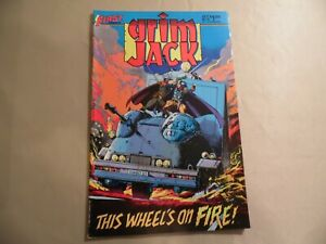 Grimjack #15 (First 1985) Free Domestic Shipping