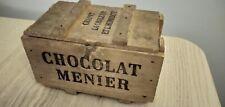 boite a musique chocolat MenierMusic Box Chocolate Menier.