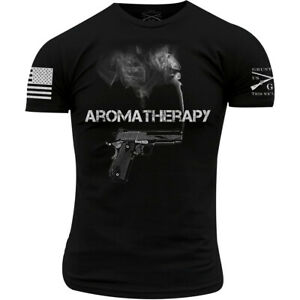 Grunt Style Aromatherapy T-Shirt - Black