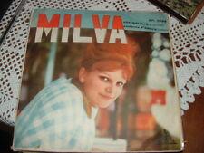 "MILVA "" CHE MAI FARO' ( ET MAINTENANT) - SINFONIA D'AMORE "" ITALY'62"