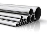 Aluminium Round Tube / Pipe - VARIOUS SIZES - 1 METER LONG
