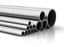 Aluminium Round Tube / Pipe - VARIOUS SIZES - 1 METER LONG