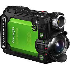 Olympus tough TG tracker action videocámara action cam mercancía nueva verde