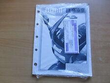 Teile Katalog parts catalog BUELL Thunderbolt S3 Modelljahr 1999