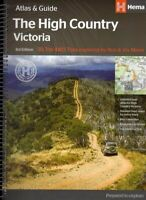 High Country, Victoria Atlas and Guide (Hema Maps)