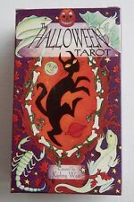 "THE HALLOWEEN TAROT - by Kipling West - Printed in Belgium - ""NEW"" - ""MINT"""