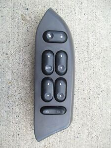 01- 02 FORD EXPLORER SPORT TRAC 4D CREW CAB LH DRIVER MASTER POWER WINDOW SWITCH