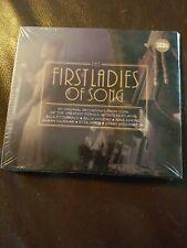 FIRST LADIES OF SONG - BRENDA LEE KAY STARR ALMA COGAN RUBY MURRAY - 3 CDS - NEW